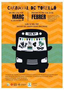 Cartell Bus Nit 2019